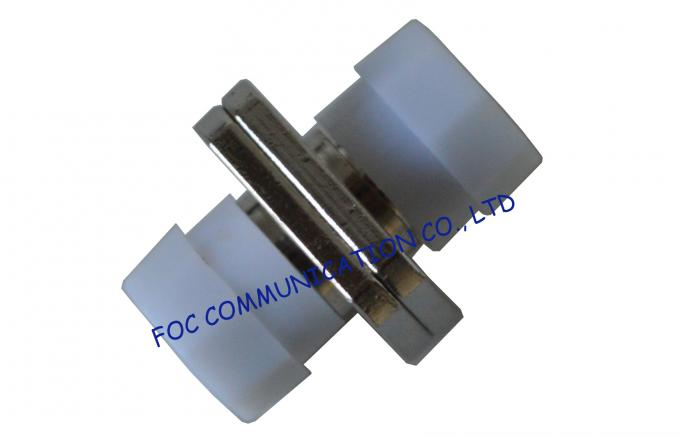 FC Big D And Small D Type Fiber Optic Connector Adapters With Low Insertion Loss