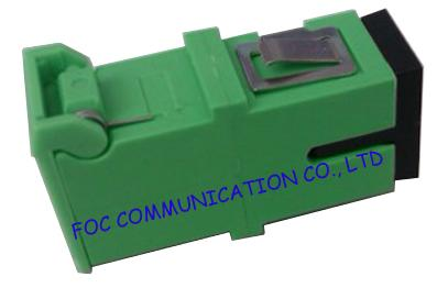 High precision Fiber Optic Devices fiber Optic Cable Adapter SC Shuttered