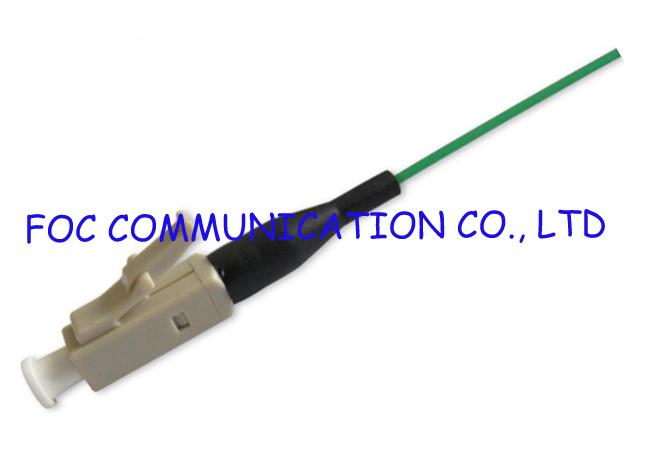 1M OM3 10G Fiber Optic Pigtail 0.9mm 1.6mm 2.0mm 2.4mm 3.0mm Easy Operation