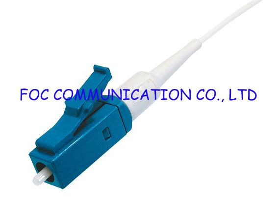 Simplex Fiber Optic pigtail lc OEM G.657 Simplex For Local Area Networks