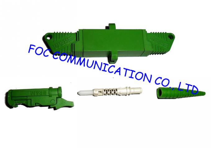 Fiber Optic Connector E2000 For Fiber Optic Patch Cord and Pigtail