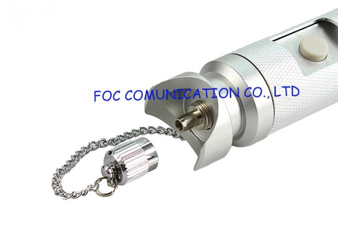 Handheld Fiber Optic Test Pen Type Visual Fault Locator VFL 5mW