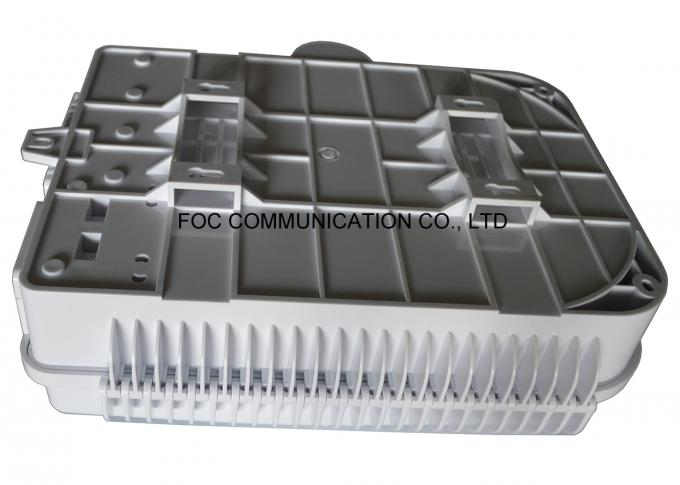 Fiber Splitter Termination Box 48 Core Pre-loaded With 1x32 PLC ABS Module Type