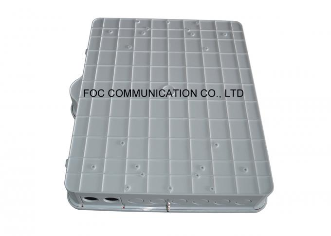 Anti - UV / Waterproof Outdoor Distribution Box For Data Communications Networks