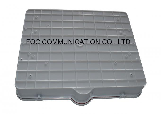 Indoor / Outdoor Fiber Optic Termination Box High Resistance With 96 Core