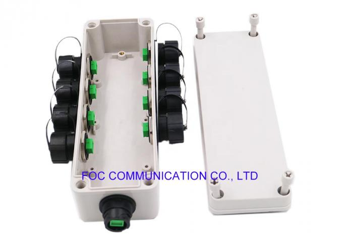 ODVA/SC MPO/Optitap Connector Box Outdoor IP67 Waterproof FTTA