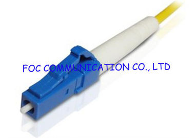 China Simplex Fiber Optic pigtail lc OEM G.657 Simplex For Local Area Networks supplier