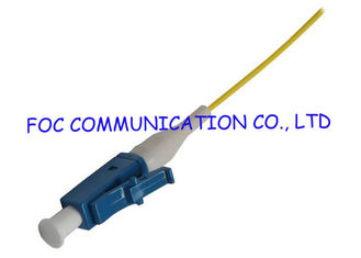 China LC Fiber Optic Pigtail Corning Fiber SM OS2 with LSZH Cable Jacket supplier