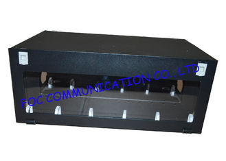 China Fiber Optic Patch Panel Holding 12 pieces of LGX Splitter Cassette Suitable For FTTH supplier