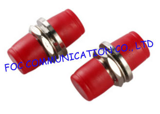 China FC Big D And Small D Type Fiber Optic Connector Adapters With Low Insertion Loss supplier