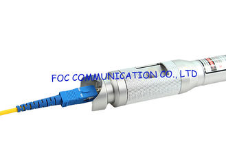 China Fiber Optic Test Tools Visual Fault Locator VFL 20mW 30mW Available supplier