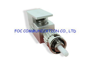 China ST Bare fiber optic connector adapters Enable Quick Terminate Fiber Connections supplier