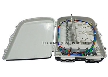 China Fiber Optical Cable Termination Box Indoor For CATV / FTTH Access Network supplier