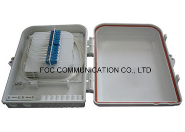 China OTB-E0224 Fiber Optic Termination Box For Fiber Splicing And Terminating supplier