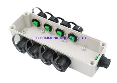China ODVA/SC MPO/Optitap Connector Box Outdoor IP67 Waterproof FTTA supplier