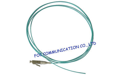 China LC LSZH OM3 Fiber Optic Pigtail supplier