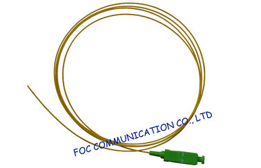 China 1310 / 1550nm Optical Fiber Pigtail Bend Insensitive G.657 for CATV and WAN supplier