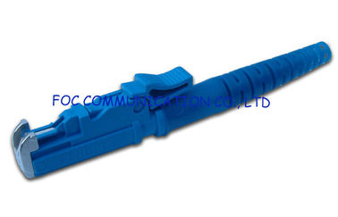 China E2000 Fiber Optic Connector Single Mode High Precision For Fiber Networks supplier