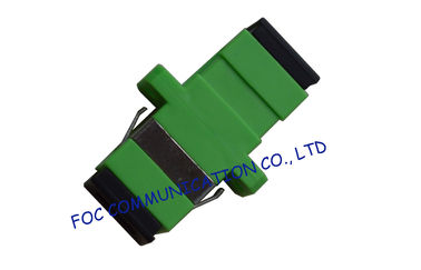 China SC / APC Simplex and Duplex Optic Fiber Adapter For CATV Systems supplier