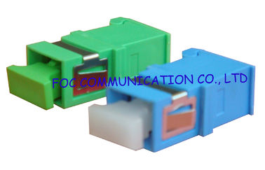 China High precision Fiber Optic Devices fiber Optic Cable Adapter SC Shuttered supplier