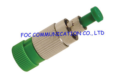 China Precision Attenuation Single Mode Attenuator FC / APC Male to Female supplier