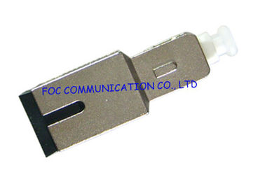 China Single mode SC fiber optic attenuator 20db 1310 / 1550nm metal housing for FTTH supplier
