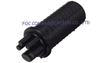 China Dome Fiber Optic Splice Closure 5 Ports Pole Mounting For FTTX supplier