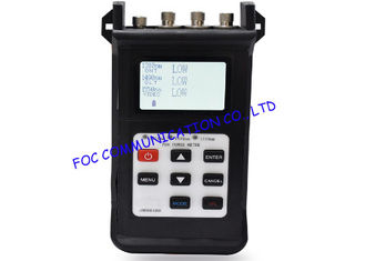 China FTTX Networks Fiber Optic Test Equipment PON fiber power meter Small Size supplier