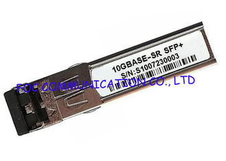China Dual LC Pluggable Interfaces SFP Transceiver / fiber optic transceiver module for Networks supplier
