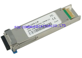 China Ethernet XFP Transceiver Data Rate 10G Full Duplex LC connector supplier