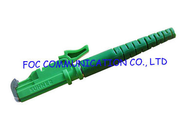 China Fiber Optic Connector E2000 For Fiber Optic Patch Cord and Pigtail supplier