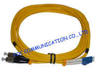 China CATV System Fibre Optic Patch Cord , SM Duplex LC Patch Cord​ High Stability factory