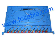 China FC Pigtail and Adapter optical fiber patch panel / Fiber Optic Splicing Module factory