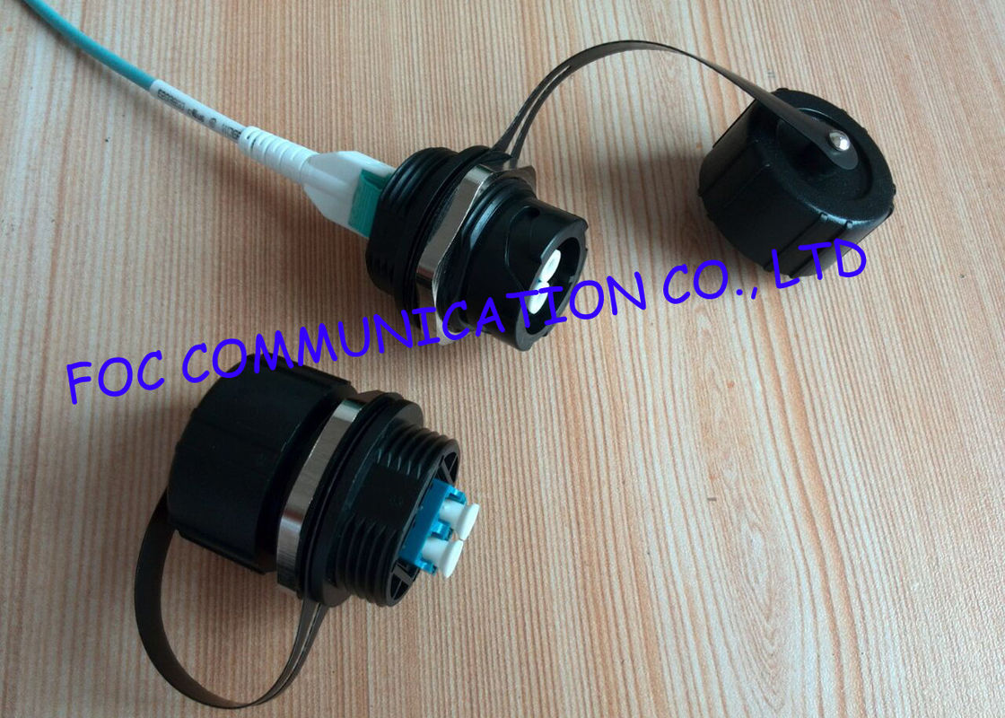 Ip67 Rugged And Armored Fiber Optic Patch Cord For Outdoor 30mm Kabel Optik Patchcord Diameter