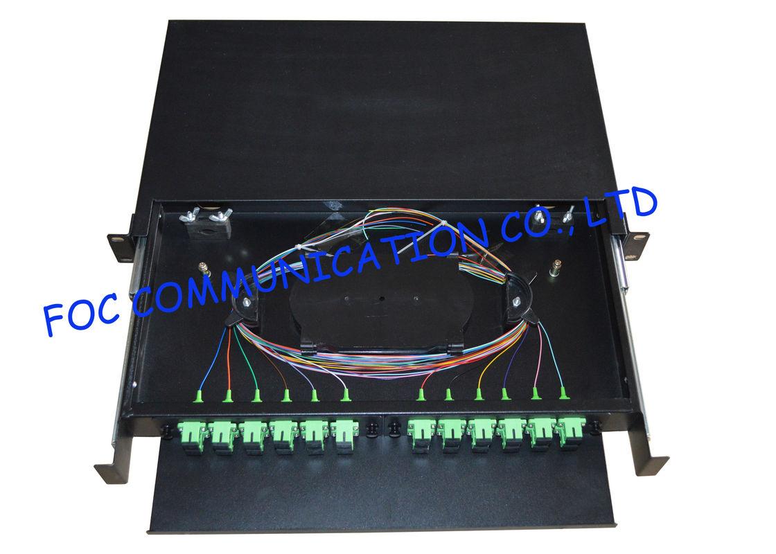 24+24 Lc Multi Modus Patch Panel Sales Of Quality Assurance 24 Port Duplex