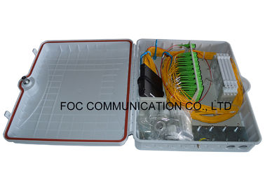 Fiber Optic Termination Box 96 Core With 1:64 PLC ABS Module Type For FTTX