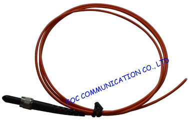 China SMA Multi mode Fiber Optic Pigtail Simplex Good Exchangability For Fiber Optic Instrument factory