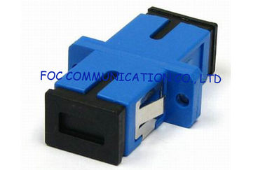 China SC Simplex and Duplex Fiber Optic Adapter distributor