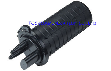 China High PC Material Fiber Optic Splice Closure Good Stability For FTTH distributor