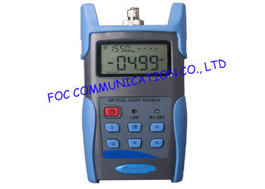 China Handheld Adjustable fiber optic power meter and light source Intelligent backlight control distributor