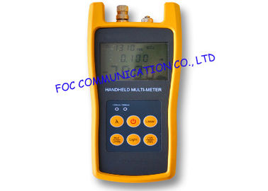 China Optical Fiber Multi Meter fiber optic tools and test equipment  Wide Range Detection Zone distributor