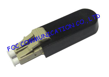 China Fiber Networks Fiber Optic Patch Cord Loopback MM LC / UPC High Precision factory